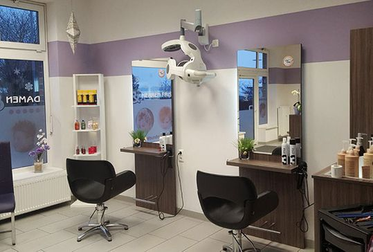 Friseursalon in Prohn